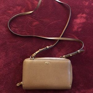 Ralph Lauren wallet cross body bag